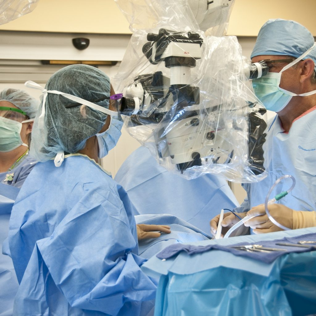 Neurological and Spinal Surgery